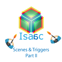 Isaac - Working with scenes part 2