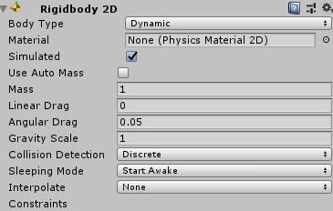 Unity 2D - Arrow Physics -   Rigidbody 2D